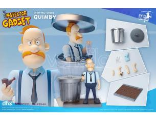 BLITZWAY INSPECTOR GADGET QUIMBY ANIME AF ACTION FIGURE