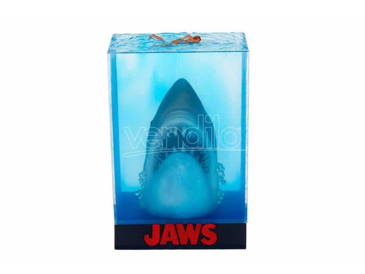 Sd Toys Jaws Poster 3d Figura Diorama