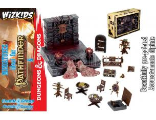 WIZKIDS PATHFINDER PREMIUM SET THIEVES GUILD MINI FIGURA