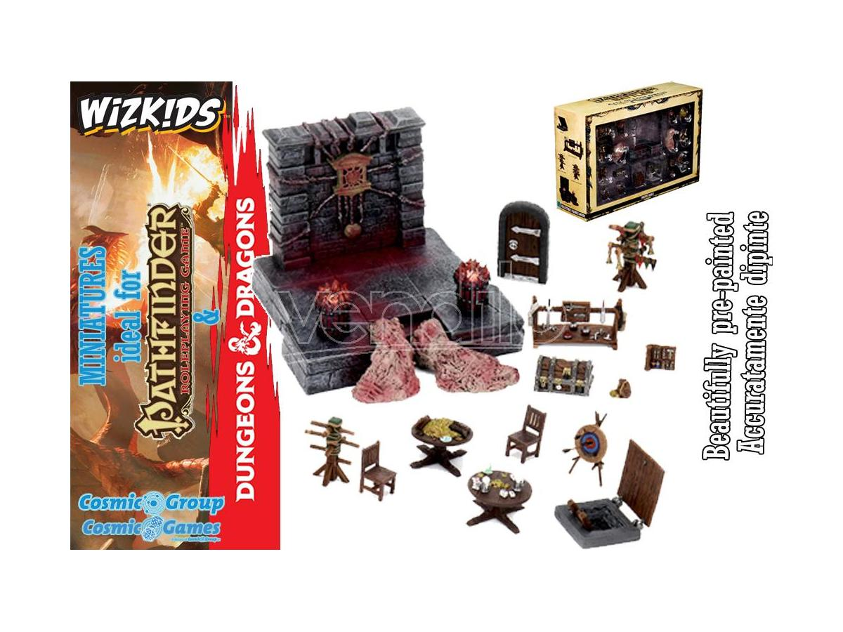 Wizbambino Pathfinder Premium Set Thieves Guild Mini Figura