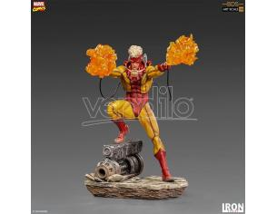 IRON STUDIO X-MEN PYRO 1/10 ART STATUE STATUA