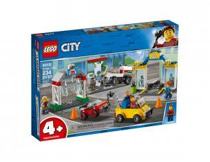 LEGO CITY TOWN & SUPPLEMENTARY 60232 - STAZIONE DI SERVIZIO E OFFICINA