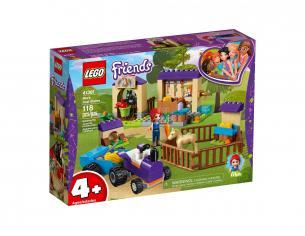 LEGO FRIENDS 41361 - LA SCUDERIA DEI PULEDRI DI MIA
