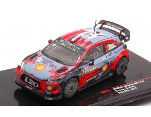 IXO MODEL RAM713 HYUNDAI i20 WRC N.19 WRC RALLY CHILE 2019 LOEB-ELENA 1:43 Modellino