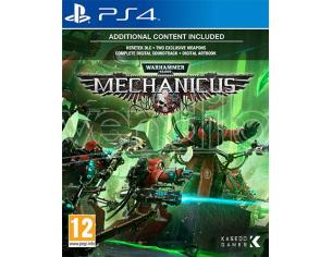 WARHAMMER 40.000 MECHANICUS STRATEGICO - PLAYSTATION 4