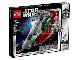 LEGO STAR WARS 75243 - SLAVE I - EDIZIONE 20° ANNIVERSARIO