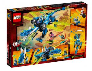 LEGO NINJAGO 71711 - IL CYBER-DRAGONE DI JAY