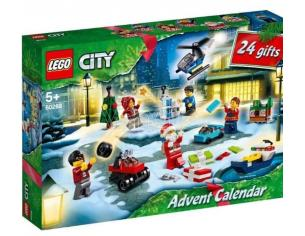 LEGO CITY 60268 - CALENDARIO DELL'AVVENTO CITY