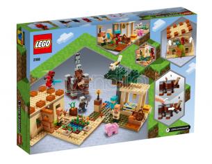 LEGO MINECRAFT 21160 - L'INCURSIONE DELLA BESTIA