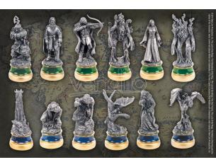 Scacchi Personaggi e Luoghi Signore degli Anelli - Le due Torri Noble Collection