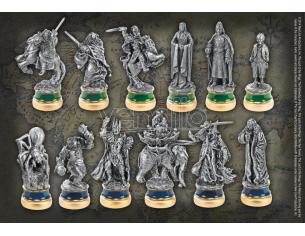 Scacchi Personaggi Signore degli Anelli - Il Ritorno del Re Noble Collection