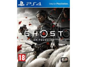 GHOST OF TSUSHIMA AZIONE - PLAYSTATION 4