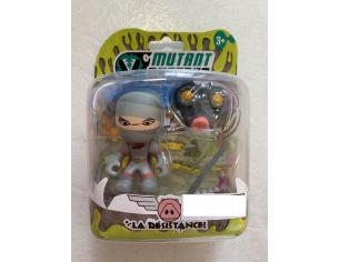 Giochi Preziosi - Mutant Busters Personaggio Ninja [Giocattolo]