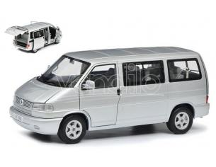 SCHUCO SH0415 VW T4B CARAVELLE SILVER 1:18 Modellino