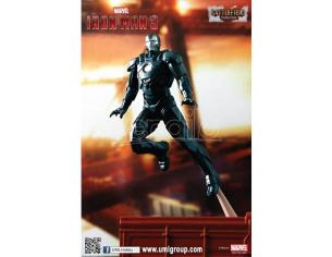 DRAGON DR35603 IRON MAN 3 MARK 16 BLACK STEALTH SUIT NIGHTCLUB 1/24 KIT
