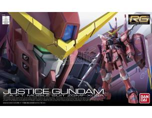 BANDAI JUSTICE GUNDAM Z.A.F.T MOBILE SUIT ZGMF-X09A FIGURE 1/144 KIT