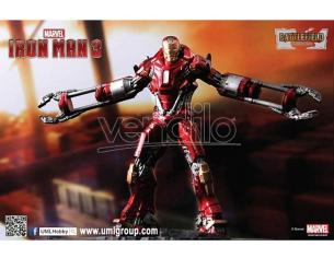 DRAGON DR35604 IRON MAN 3 MARK 35 RED SNAPPER ARMOR 1/24 KIT