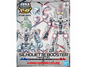 BANDAI MODEL KIT SD CROSS SILHOUETTE BOOSTER WHITE MODEL KIT