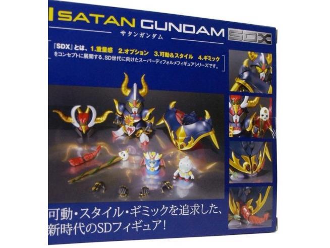 Bandai Chogokin SDX Isatan Dragon Action Figure Gundam