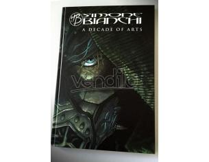 COSMIC ART S.BIANCHI-A DECADE OF ARTS ARTBOOK LIBRO