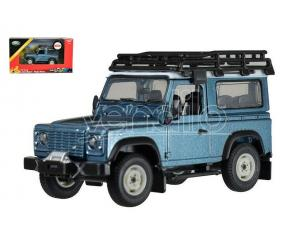 BRITAINS LC43217 LAND ROVER PLAYSET 1:32 Modellino