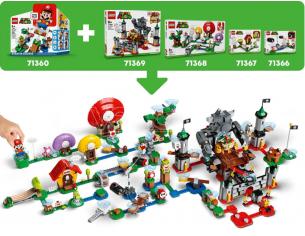 LEGO SUPER MARIO 71363 - MARGHIBRUCO DEL DESERTO PACK ESPANSIONE