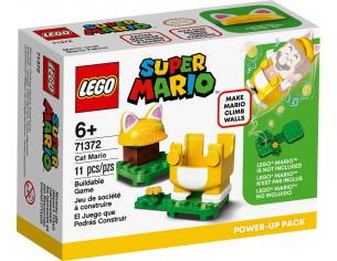 LEGO SUPER MARIO 71372 - MARIO GATTO POWER UP PACK