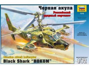 Zvezda Z7216 KAMOV KA-50 KIT 1:72 Modellino