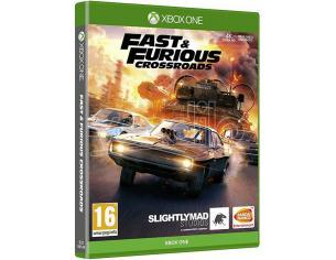 FAST & FURIOUS CROSSROADS GUIDA/RACING - XBOX ONE