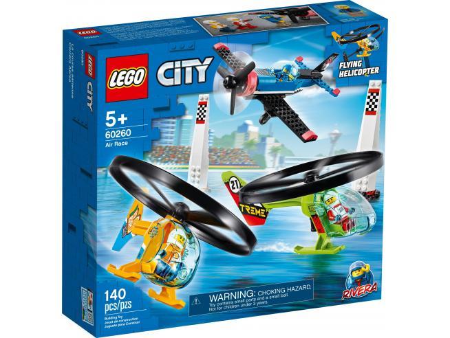 LEGO CITY 60260 - SFIDA AEREA