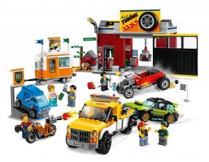 LEGO CITY 60258 - AUTOFFICINA