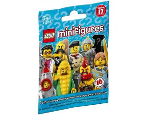 Lego Minifigures 71018 - Serie 17 1 Bustoina A Sorpresa