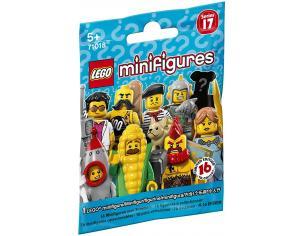 LEGO MINIFIGURES 71018 - SERIE 17 1 BUSTINA A SORPRESA