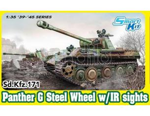 DRAGON D6941 PANTHER AUSF.G LATE PRODUCTION KIT 1:35 Modellino