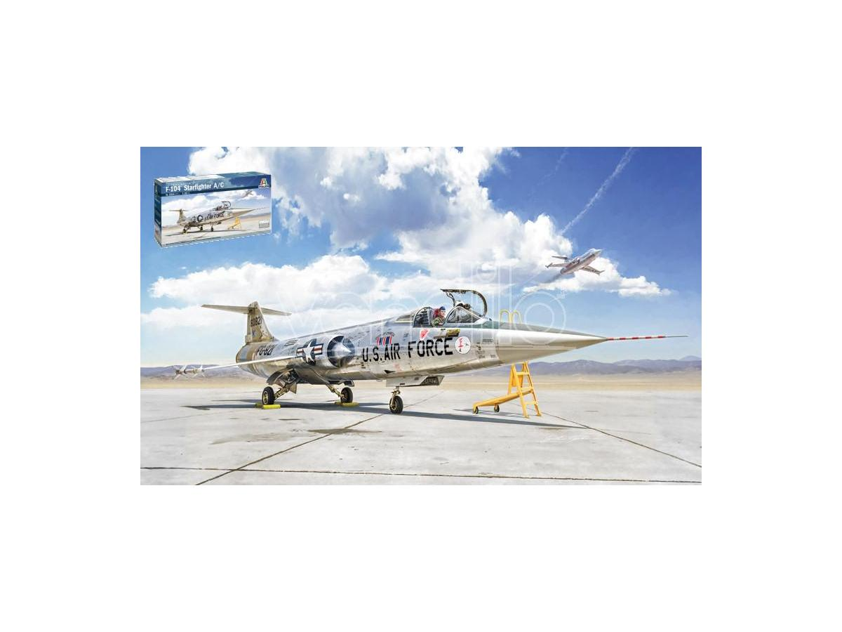 ITALERI IT2515 TF-104 A/C KIT 1:32 Modellino