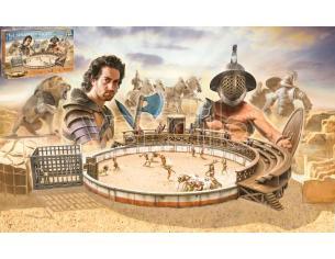ITALERI IT6196 GLADIATORS FIGHT LUDUS GLADIATORIUS WITH ARENA  KIT 1:72 Modellino