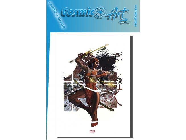 COSMIC ART S.BIANCHI - ELEKTRA 2019 - LYTHO PRINTED ART