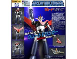 EVOLUTION TOY GRAND ACTION BIGSIZE MOD GREAT MAZINGER ACTION FIGURE