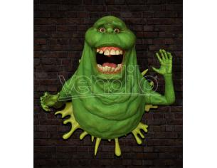 HOLLYWOOD COLLECTIBLES GHOSTBUSTERS SLIMER LIFESIZE WALL SCULPT STATUA
