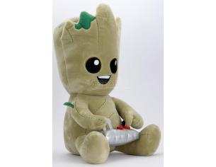 KIDROBOT GROOT WITH BUTTON HUG ME PLUSH PELUCHES
