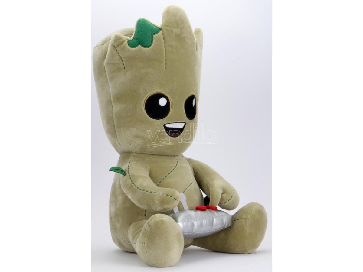 Kidrobot Groot Con Button Hug Me Peluche Peluches
