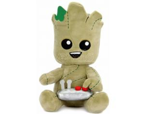 KIDROBOT GROOT WITH BUTTON PHUNNY PLUSH PELUCHES
