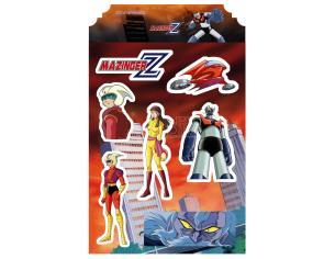 Sd Toys Mazinger Z Magneti Set A Magneti