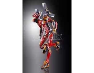 BANDAI METAL BUILD EVA 02 2020 PRODUCTION MODE ACTION FIGURE