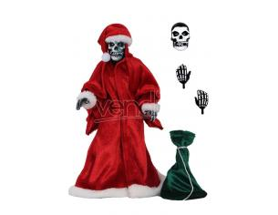 NECA MISFITS HOLIDAY FIEND CLOTED AF ACTION FIGURE