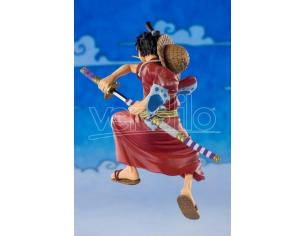 One Piece Zero Statua Luffytaro Figura 13 cm Bandai