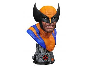 DIAMOND SELECT MARVEL LEGENDS IN 3D WOLVERINE 1/2 BUST BUSTO