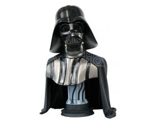 DIAMOND SELECT SW LEGENDS IN 3D DARTH VADER 1/2 BUST BUSTO