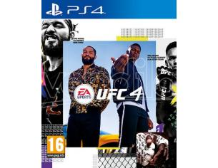 UFC 4 SPORTIVO - PLAYSTATION