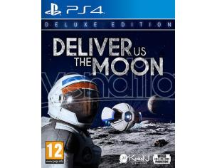 DELIVER US THE MOON DELUXE AVVENTURA - PLAYSTATION 4